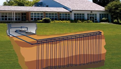 geothermal in schools
